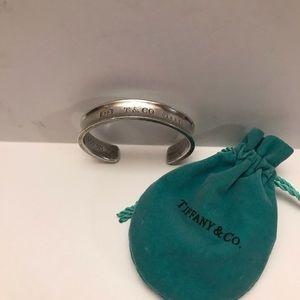 Tiffany & Co. Jewelry - 1997 Tiffany & co. 925. 1837 cuff.